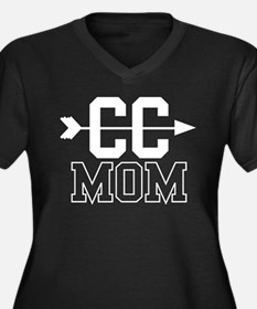 crosscountry_mom Plus Size T-Shirt