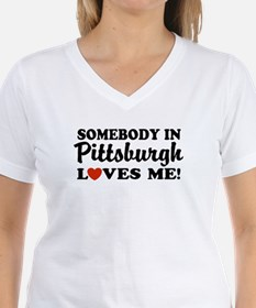 Somebody in Pittsburgh Loves Shirt