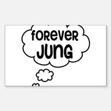 forever jung Decal