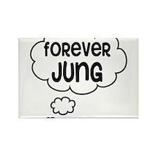 forever jung Magnets