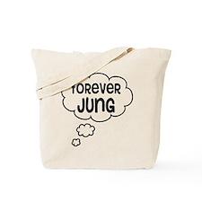 forever jung Tote Bag