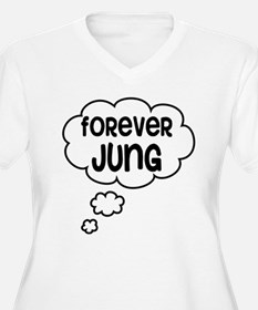 forever jung Plus Size T-Shirt