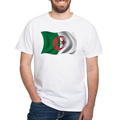 Wavy Algeria Flag Shirt