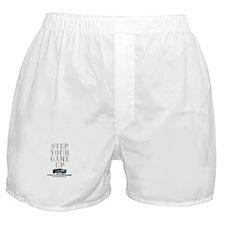 Cute Basic Boxer Shorts
