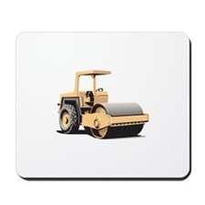 Asphalt Paving Machine Equipment Mousepad