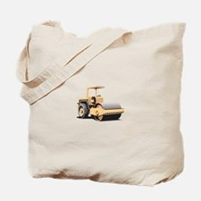 Asphalt Paving Machine Equipment Tote Bag