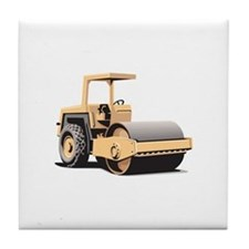Asphalt Paving Machine Equipment Tile Coaster