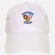 Donut Time Baseball Baseball Baseball Cap