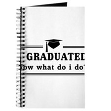 Graduated, now what? Journal