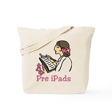 Pre iPads Tote Bag