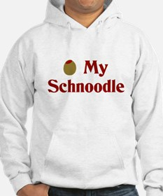 Olive(I Love) My Schnoodle Hoodie