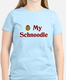 Olive(I Love) My Schnoodle T-Shirt