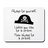 Pirate Mouse Pads