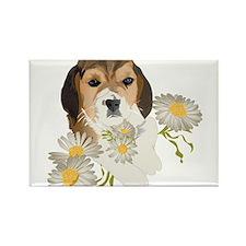 daisy_dog_tee Magnets