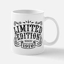 Limited Edition Since 1970 Mug