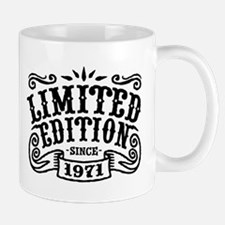 Limited Edition Since 1971 Mug