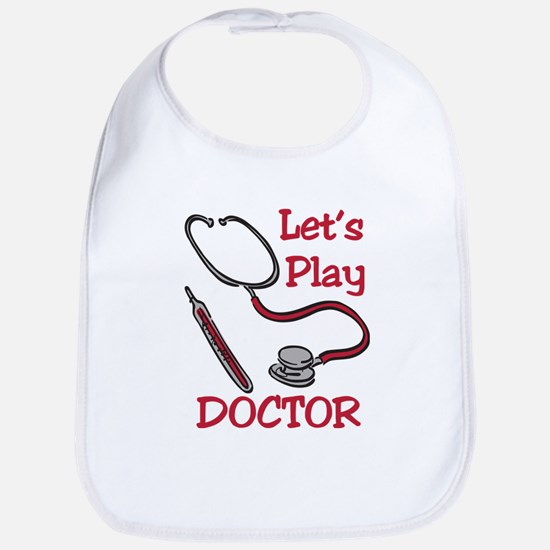 Lets Play Doctor Bib