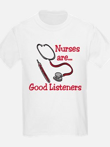 Good Listeners T-Shirt