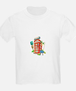 Toy Telephone Booth T-Shirt