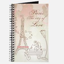 Paris - Eiffel Tower Journal
