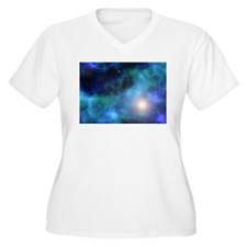 The Amazing Universe Plus Size T-Shirt