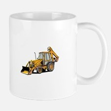 Earth Moving Tractor Mugs