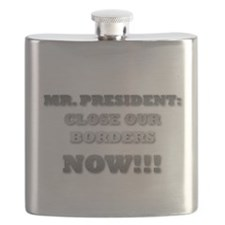 My Country Flask