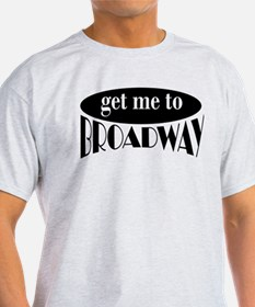 To Broadway T-Shirt