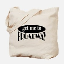 To Broadway Tote Bag