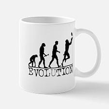 Evolution Football Mug