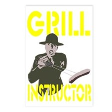 Barbecue Postcards (Package of 8)