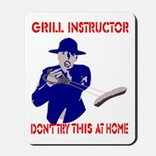 Barbecue Mousepad