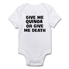 Quinoa today Infant Bodysuit