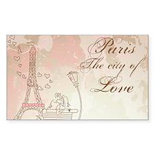 Paris - Eiffel Tower Decal