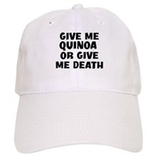 Quinoa today Baseball Cap