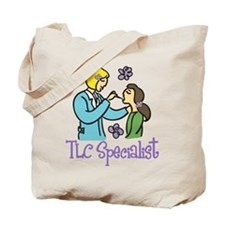 TLC Specialist Tote Bag