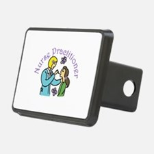 Nurse Practitioner Hitch Cover