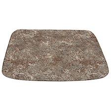 Rough Brown Granite MAT Bathmat