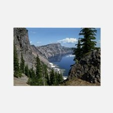Crater Lake, Oregon Rectangle Magnet