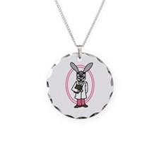 Doctor Rabbit Necklace