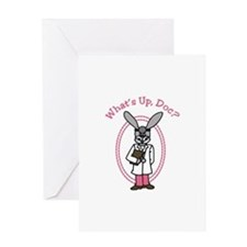 Whats Up Doc? Greeting Cards