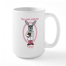 Call Me Doc Mugs