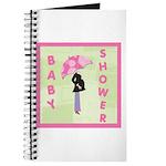 Baby Shower Pink Journal