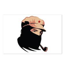 Zapatista Comandante Marcos Postcards (Package of