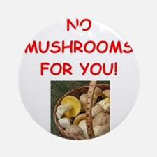 MUSHROOMS Ornament (Round)
