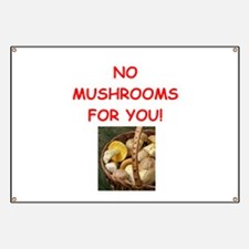MUSHROOMS Banner