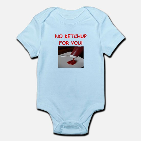 ketchup Body Suit