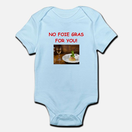 foie gras Body Suit