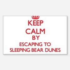 Keep calm by escaping to Sleeping Bear Dunes Michi