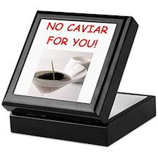 caviar Keepsake Box